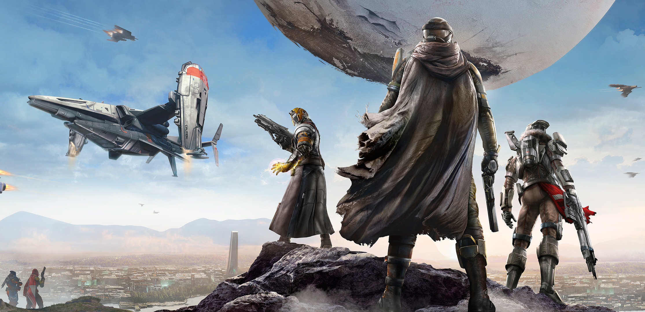 30 Destiny Wallpapers For Desktop In Hd Free Download