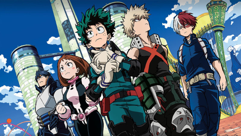 My Hero Academia Filler List and All Seasons Episodes Guide!